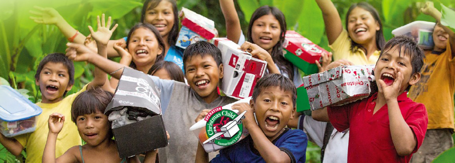 Operation Christmas Child.In Defence Of Operation Christmas Child Country Squire