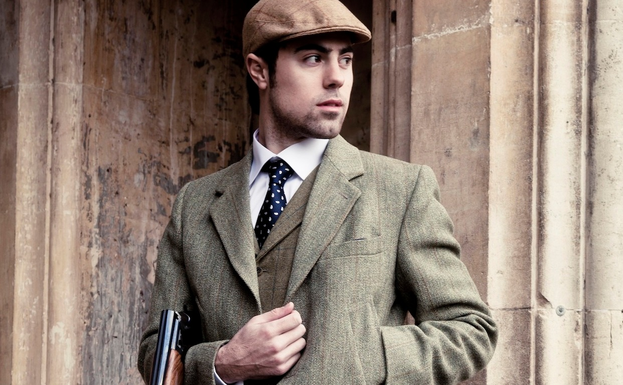 e92133b301 The Fashionable Flat Cap – COUNTRY SQUIRE MAGAZINE