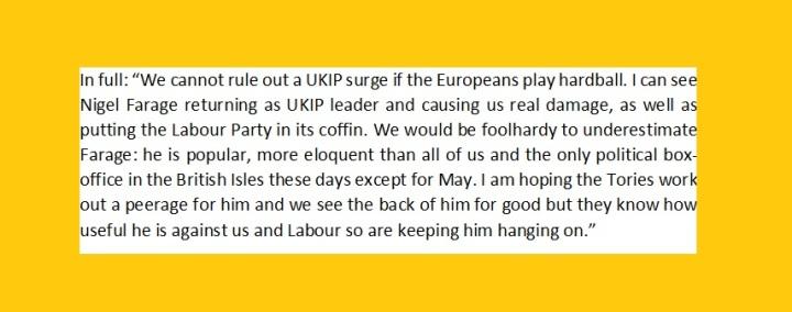 Farage quote