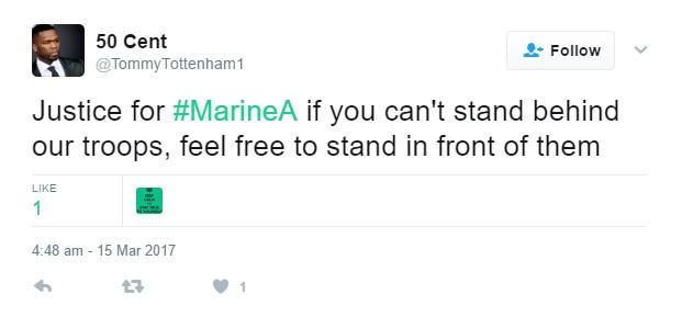 final marine