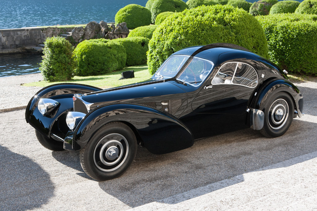 bugatti type 57sc atlantic – country squire magazine