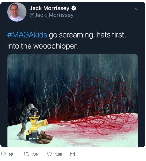 morrissey tweet